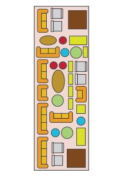 10' x 30' Storage Unit Graphic